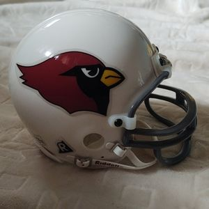 Arizona Cardinals mini helmet